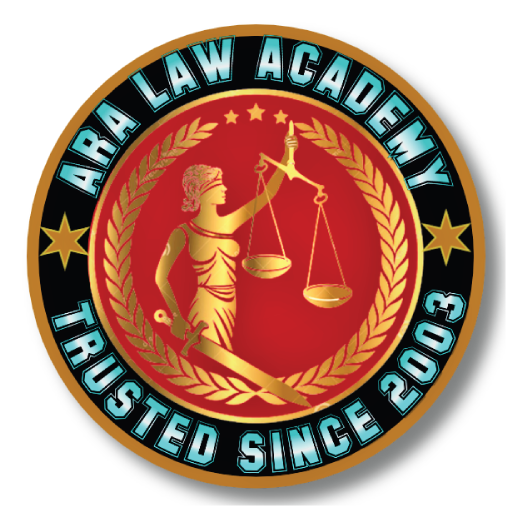 Ara Law Academy Site Identity