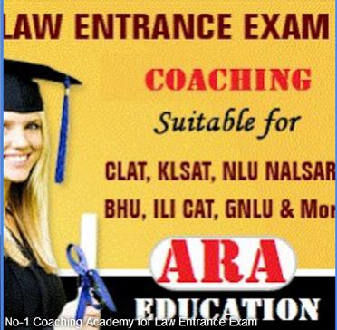 Best NO 1 CLAT Coaching in ARA EDUCATION